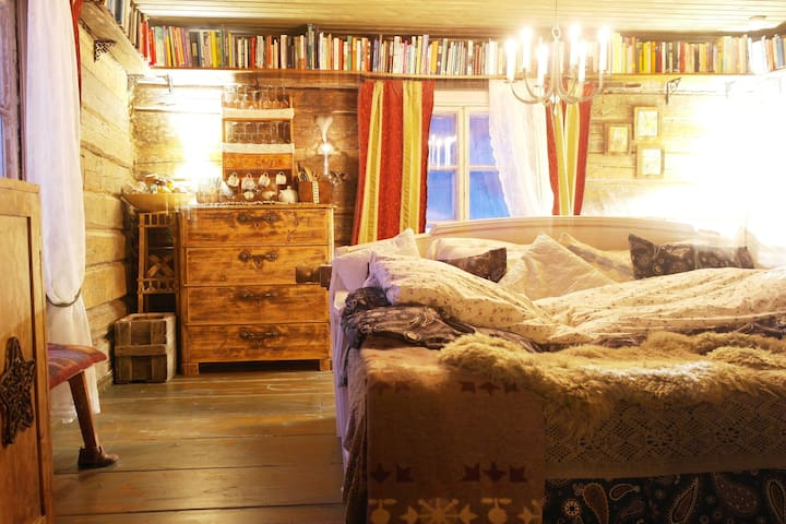 Rustic countryside cottage - Iitti
