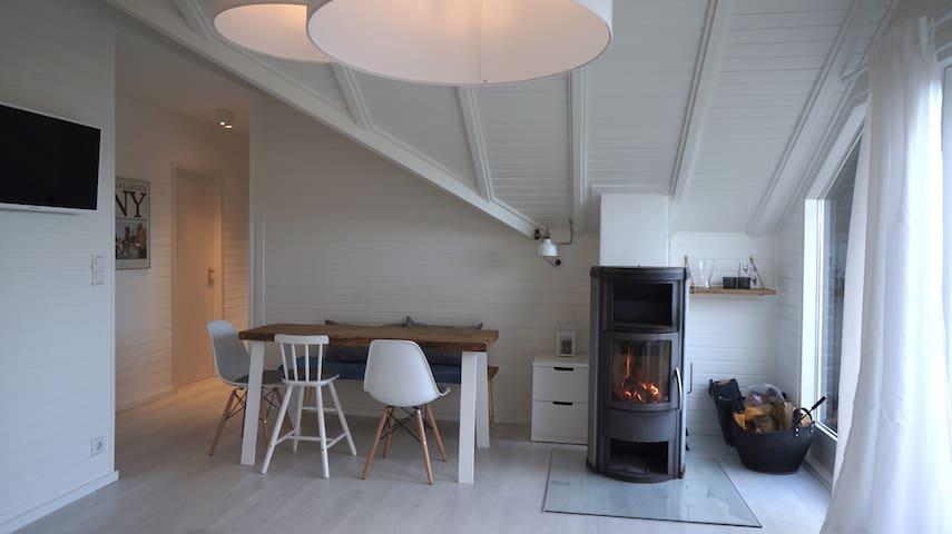 Design-Haus an der Schlei - Wasser, Idylle & Stil - Kosel - Haus