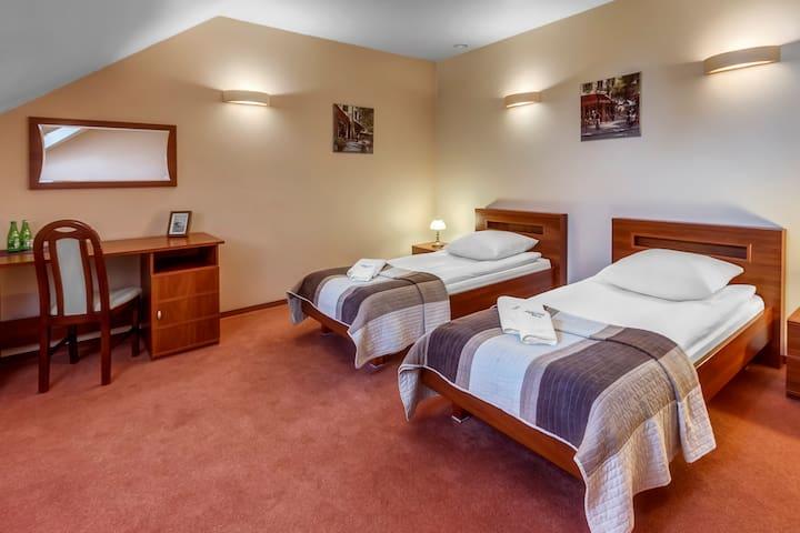 Przytulny pokój w rodzinnym hotelu ! - Skaryszew - Boutique-hotell