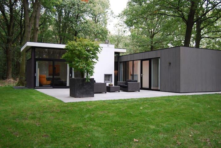 Holiday House in Maasduinen 6 pers - Belfeld - Lomamökki