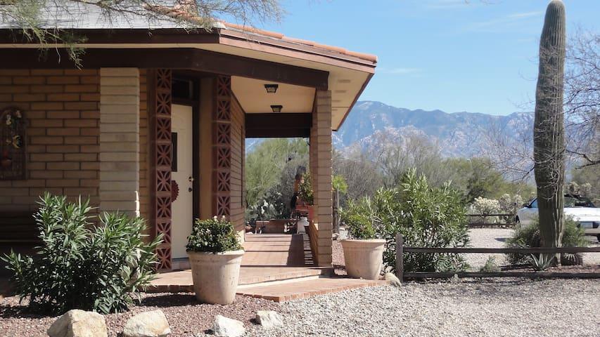 Casita on 5 scenic ac Oro Valley AZ - Tucson - Appartement