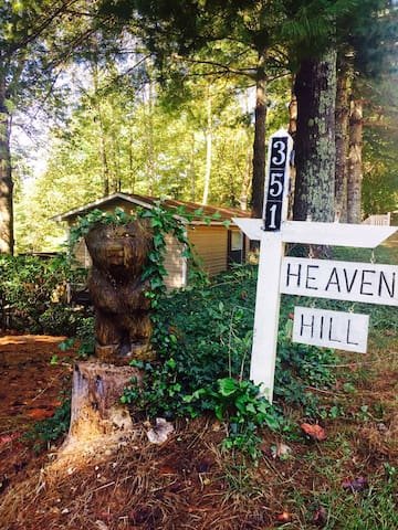 Cozy Cottage on Heaven Hill - Boone - Cabaña