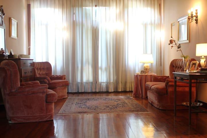 Apartment  16th century villa Venetian countryside - Corbolone - 別荘
