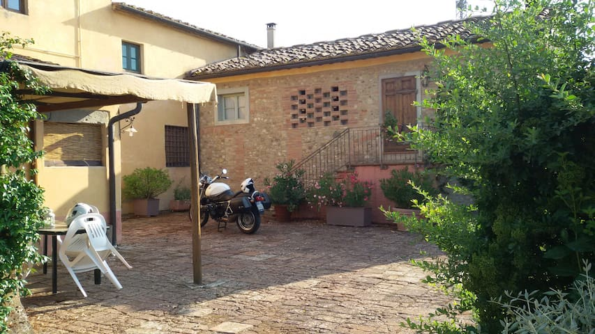 Harmony & Tranquility of the countryside - Tavarnelle Val di Pesa - Appartement