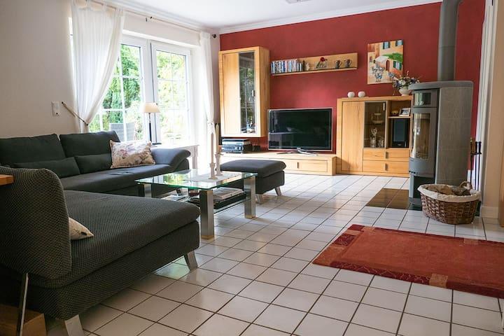 Haus  145 qm am  Stadtrand von Hamburg - Dassendorf - Huis