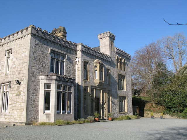 The Ffarm Flat at Ffarm Country House - Betws-yn-Rhos - Квартира