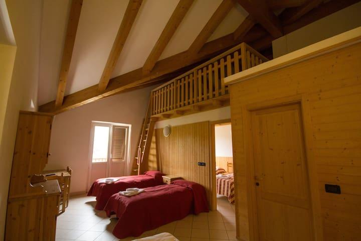 Appartamento con 6 posti letto - Polsa - Flat