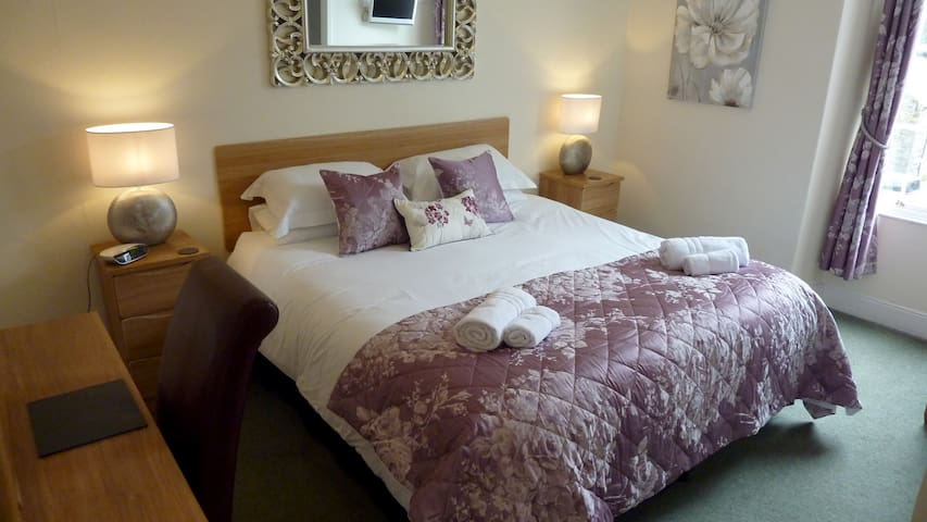 Plas Tan y Graig - Room 2 - Elegance - Beddgelert - Bed & Breakfast