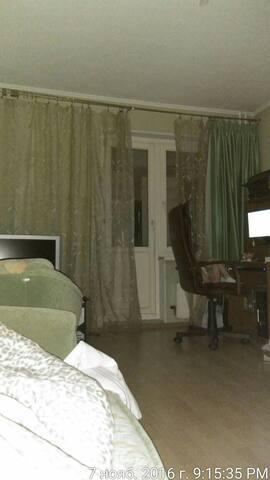 область, 20 минут до метро - Odintsovsky District - Apartamento