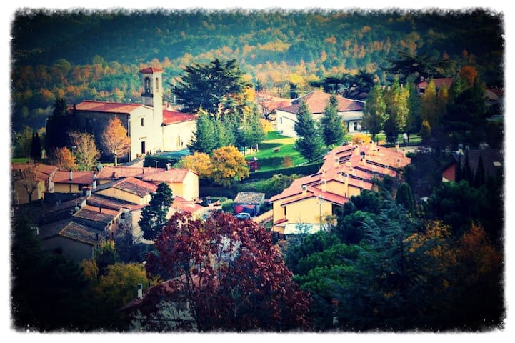 TUSCANY ON THE ROAD - Schignano