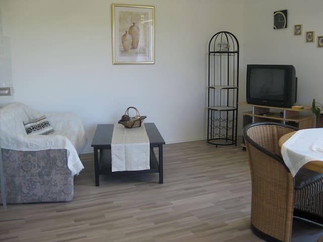 Sonnige Wohnung mit toller Aussicht - Lappersdorf - Condo