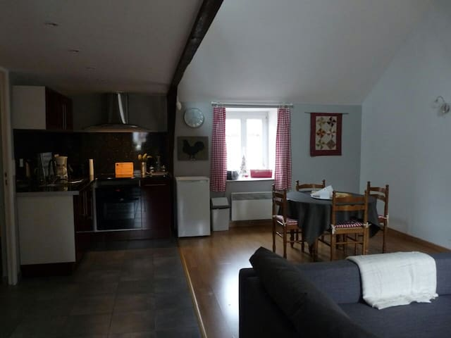 Appartement coquet en centre ville - Béthune - Wohnung