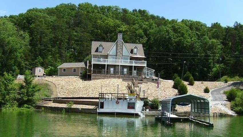 The Lakehouse - Sevierville - Hus