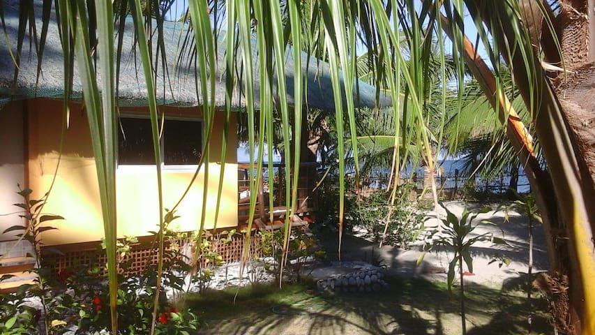 Beachhouse Udalo - Abra de Ilog - Hus
