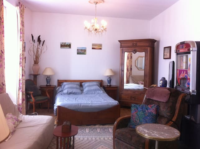 Chambre Vauban, en centre ville. - Le Château-d'Oléron - Talo