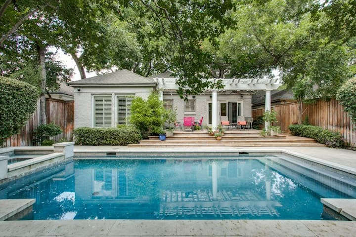 Upscale home with pool... Best location in Dallas! - Dallas - Rumah
