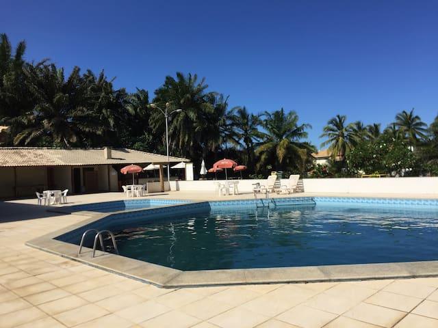 Casa Melhor Condominio da Praia do Flamengo - Salvador - Appartement en résidence