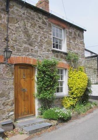 Pauntley, 2 bed Cornish getaway, St Minver Village - Saint Minver - Hus