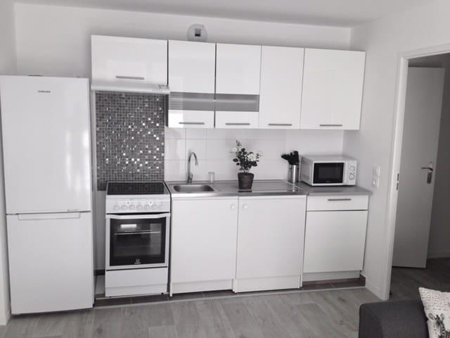 Bel appartement neuf proche Disney - Meaux - Apartemen