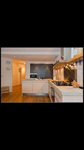 Ruim modern appartement in Alkmaar - Άλκμααρ