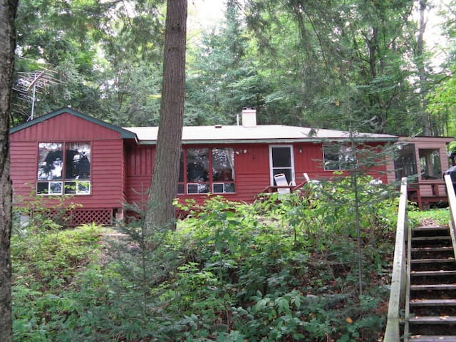Rustic Family Friendly Cottage - Burk's Falls - Cabaña