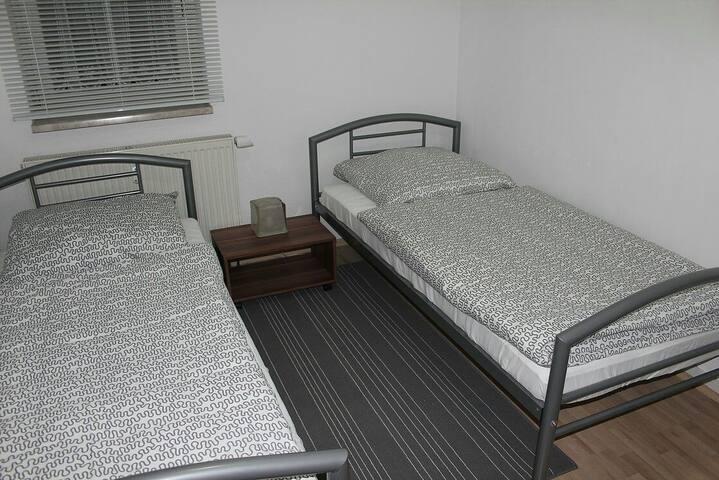 Standard Doppelzimmer - Oelsnitz/Vogtl. - Casa