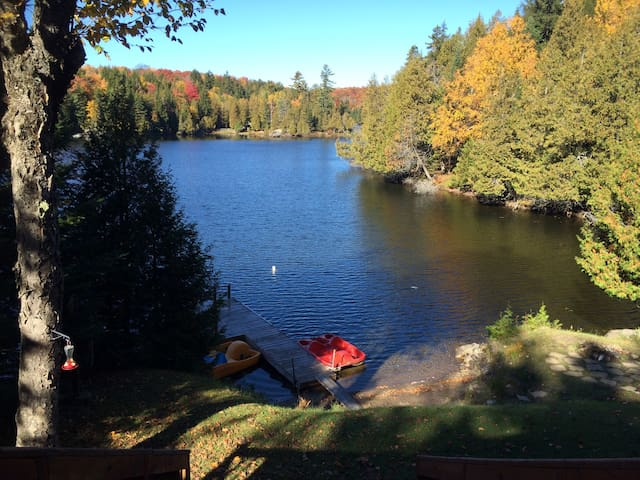 A  Little piece of Heaven 45min from Montreal. - Wentworth-Nord - Cabaña
