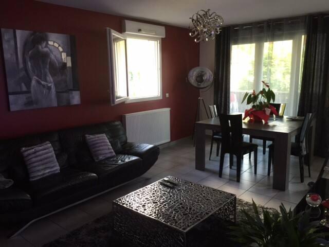 Appartement agréable et contemporain - Villard-Bonnot - Daire