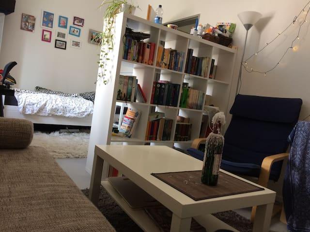Wohnen im Franz. Viertel - Tübingen - Lägenhet