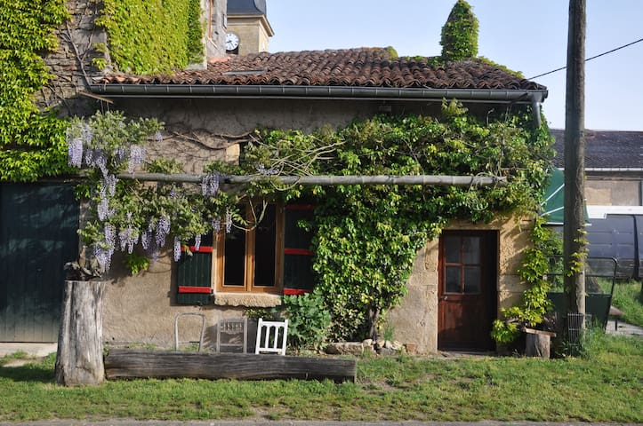 Lovely little house in rural France - Loison - Casa