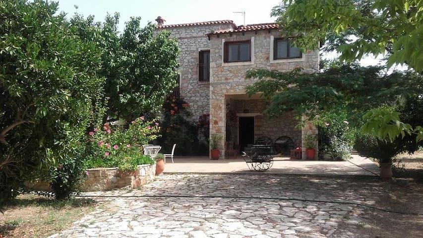 Traditional Family House Nafplio - Agia Kiriaki