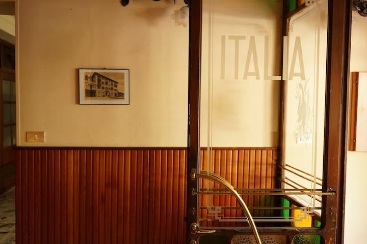 Appartamento nella Residenza Italia - Casteldelfino - Appartement