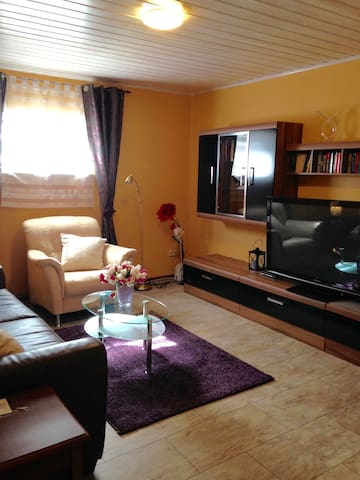 Fully furnished 1 BR apt. near Ramstein / KMC - Rodenbach - Daire