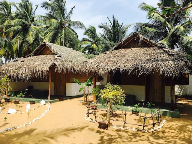 Sun Wind Beach Kalpitiya - Cabana 2 - Kalpitiya - Cabaña