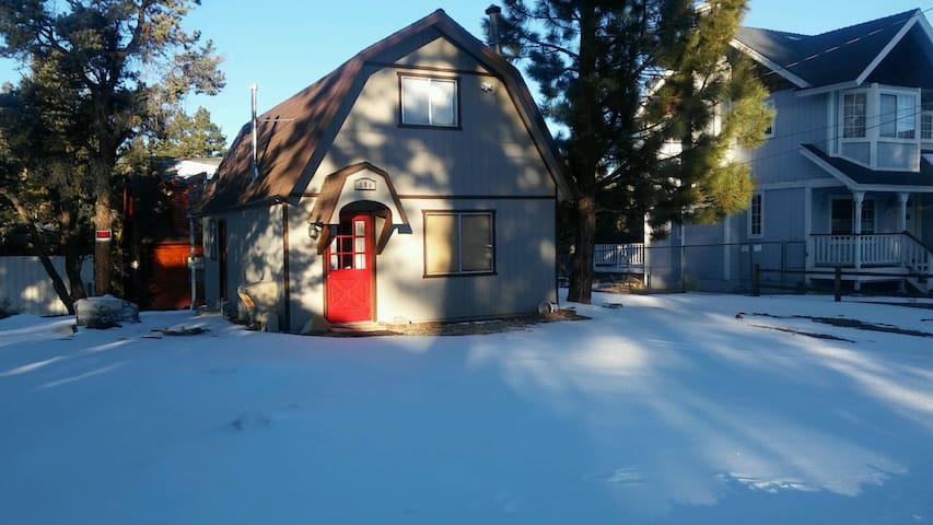 Cozy home in Big Bear - Sugarloaf - Ev