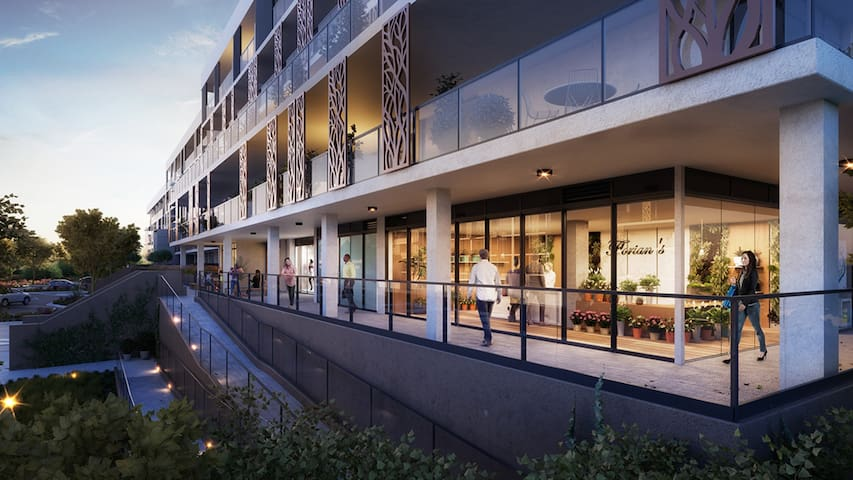Sandringham Luxury Apartment - Sandringham - アパート
