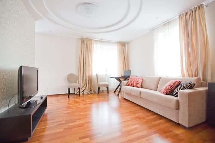 Великолепная квартира на природе - Зеленогорск - Lägenhet