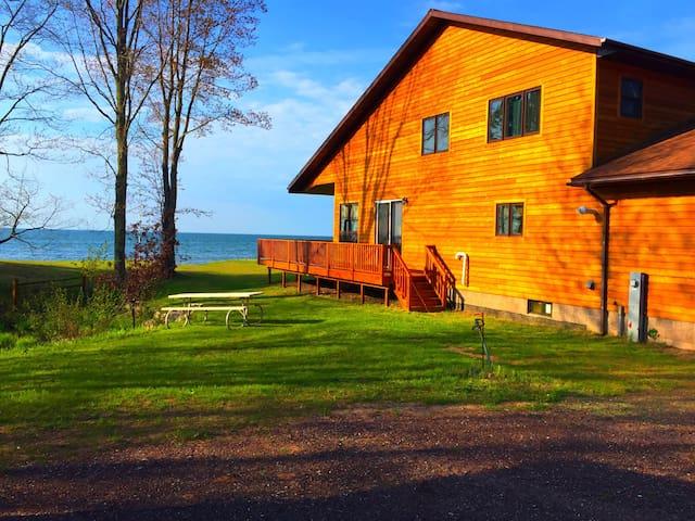 The Lake House - Ontonagon - Maison