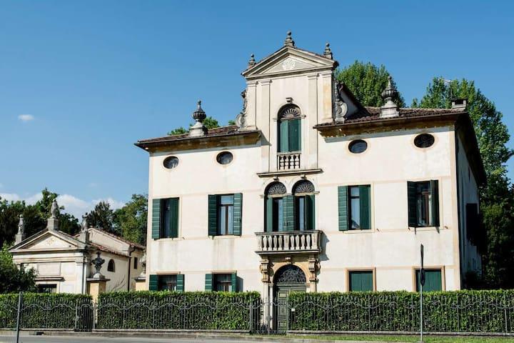 Eighteenth-century villa with garden - Noventa Padovana - Vila