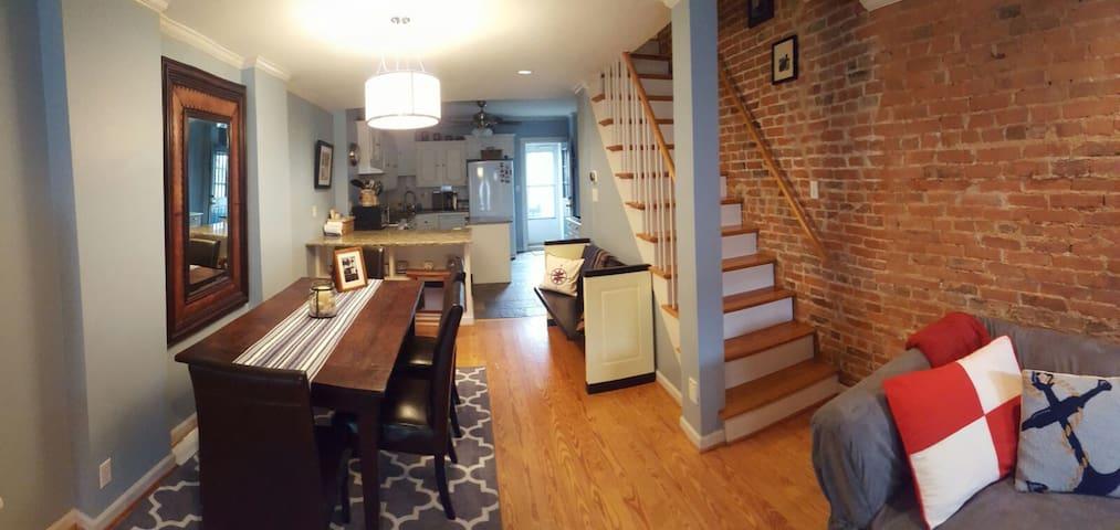 Nautical Flair - Baltimore - Appartement