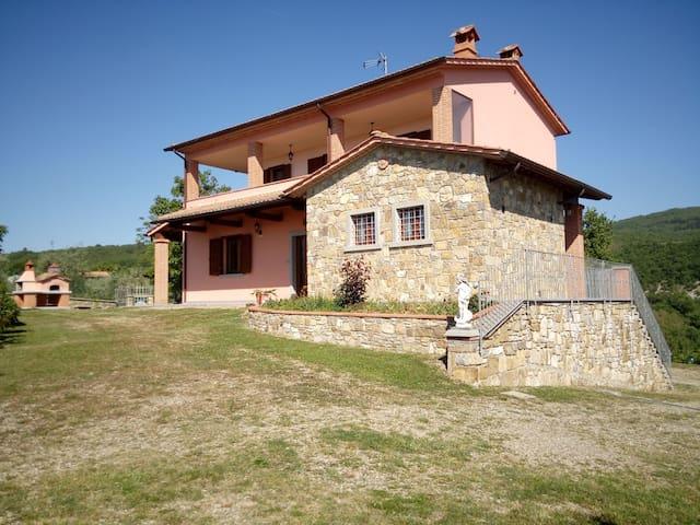 Villa Leo, Tuscany Holiday Villa - Capolona - Villa