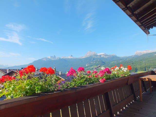 Ca' dei daini - Cortina d'Ampezzo - Casa