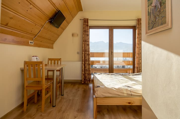 Sunny room with mountain view  - Zakopane - Villa