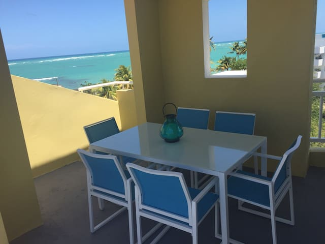 Ocean View Beach Access Penthouse - Loíza - Huoneisto
