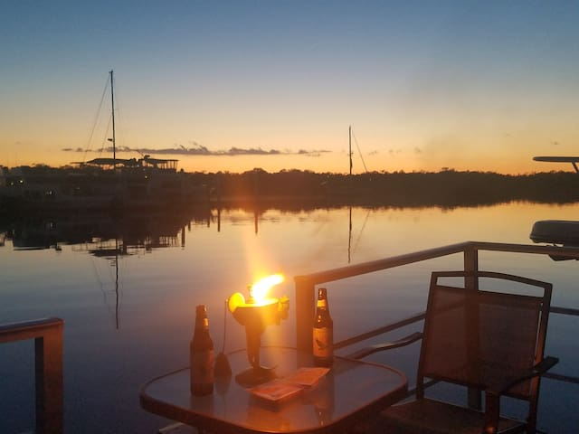 STAY IN THE KEYS & LIVE THE LIFESTYLE - Айламорада - Лодка