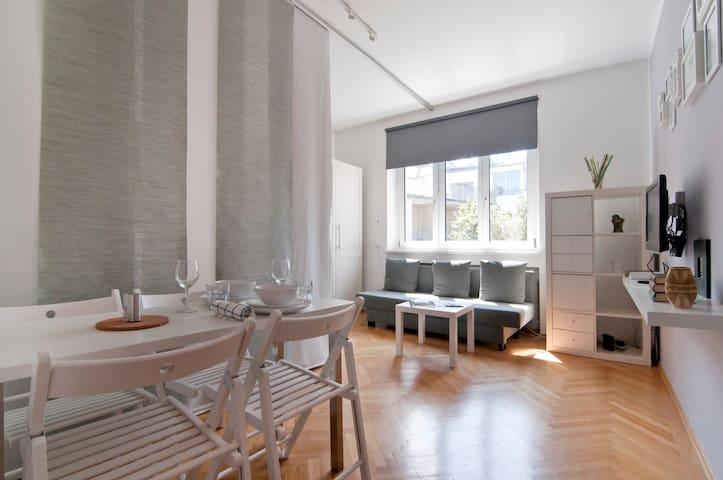SUNNY & COZY in PERFECT location I Suite 46 - Viena - Apartamento