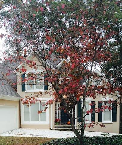 Scenic Suburban Stay - Douglasville - Haus