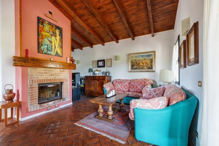 """Appartamento """"La Vigna"""" in Tuscany - Pogi - Casa"""