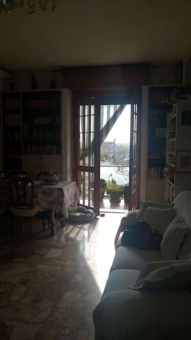 Appartamento  in centro con vista - Cremona - Huoneisto