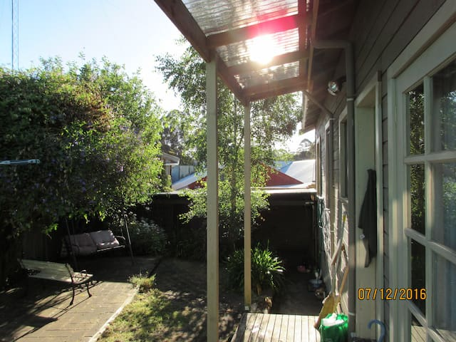 Leura Mist Cottage is a cosy 3 bedroom cottage - Timboon - Haus